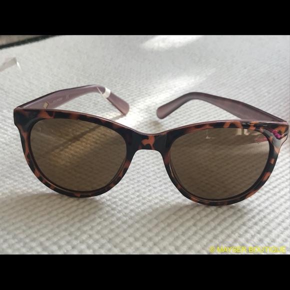 d02230b32c 🎀SPERRY Hatteraz Polarized Sunglasses Pink NEW